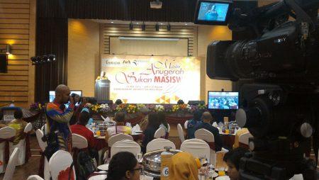 Majlis Anugerah Sukan Masiswa 2015