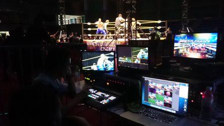 Wrestling City Asia