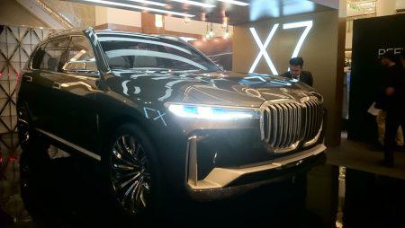 BMW Concept X7 Launch Malaysia