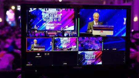 Anugerah Akademik Negara 2018
