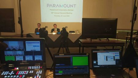 50th AGM Paramount Corporation Berhad 2020