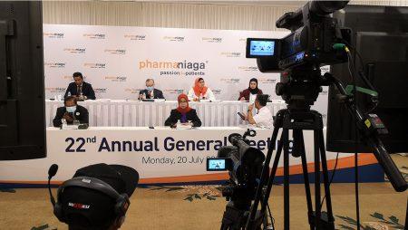 22nd AGM Pharmaniaga 2020