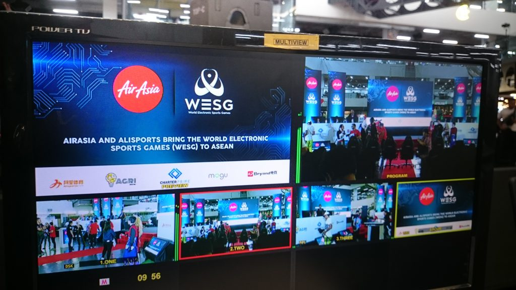 AirAsia & Alisports bring the World Electronic Sports Games to Asean