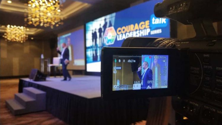Courage Leadership Talk