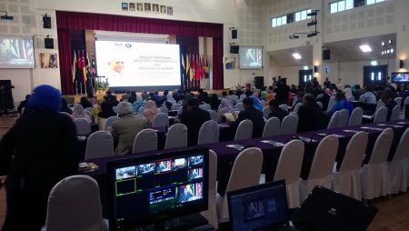 Majlis Bersama Menteri Pendidikan II dan Wacana Akademia