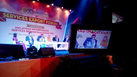 MITI Services Export Forum