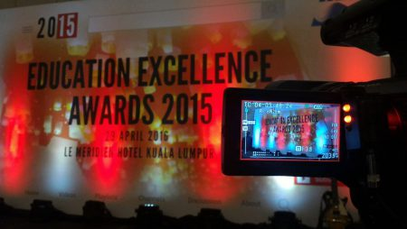 Education Excellence Awards 2015