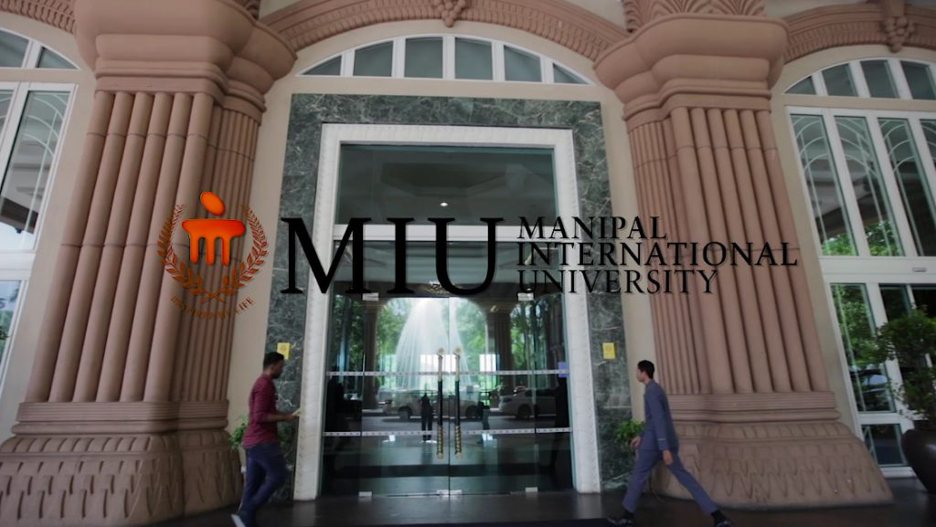 Manipal International University Convo 2017